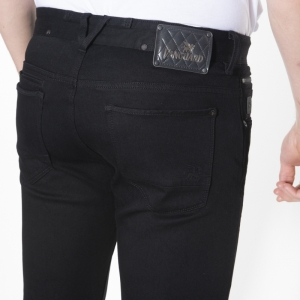 BAN Black denim